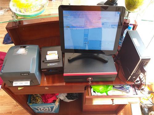 Lắp máy tính tiền giá rẻ tại Thái Bình cho shop thời trang
